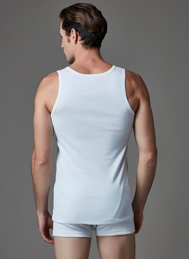 Dagi Ribanalı Atlet Beyaz